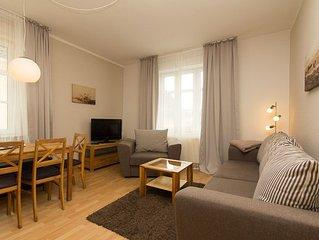 Kaptns Koje – Meeresart, strandnah, familienfreundl. Wohnung, 2 – 4 Pers.