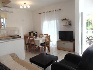 Ferienwohnung Privlaka für 4 Personen mit 2 Schlafzimmern - Ferienwohnung