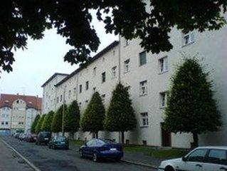 Ferienwohnung Leipzig fur 4 Personen mit 2 Schlafzimmern - Ferienwohnung