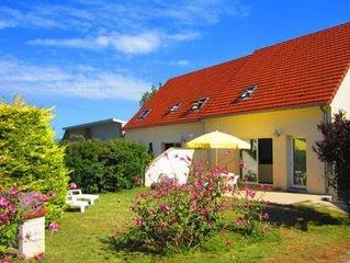 Ferienhaus Carteret für 6 Personen mit 3 Schlafzimmern - Ferienhaus