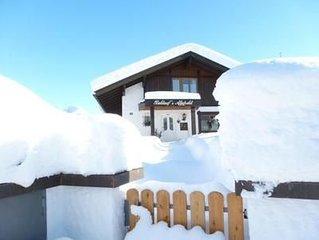 Ferienhaus Oberstdorf für 6 - 7 Personen mit 2 Schlafzimmern - Ferienhaus