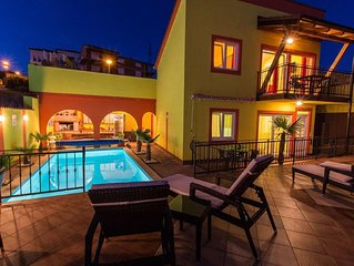 Ferienwohnung Crikvenica fur 2 - 4 Personen mit 1 Schlafzimmer - Ferienhaus