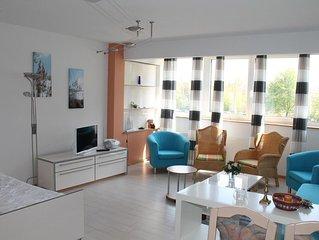 Ferienappartement S136 für 2-4 Personen an der Ostsee