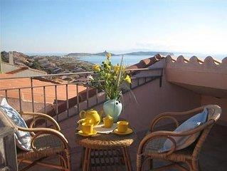 Ferienhaus Oristano fur 4 - 5 Personen mit 3 Schlafzimmern - Ferienhaus
