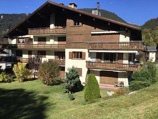 Ferienwohnung Klosters für 5 Personen mit 2 Schlafzimmern - Ferienwohnung