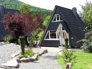 Ferienhaus Kirchhundem fur 1 - 5 Personen mit 2 Schlafzimmern - Ferienhaus