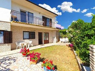 Ferienwohnung Pjescana Uvala für 4 - 6 Personen mit 2 Schlafzimmern - Ferienwohn