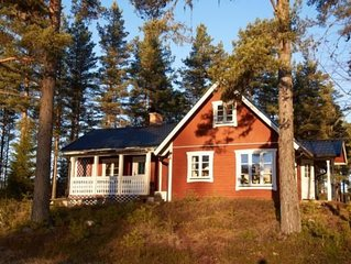 Ferienhaus Likenäs für 4 - 6 Personen mit 3 Schlafzimmern - Ferienhaus