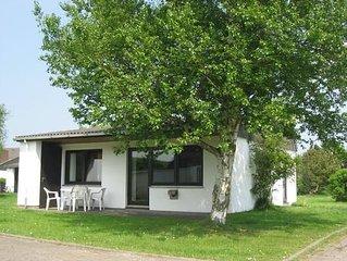 Ferienhaus Eckwarderhörne für 4 Personen mit 2 Schlafzimmern - Ferienhaus