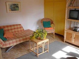 Ferienwohnung Ascona fur 1 - 2 Personen mit 1 Schlafzimmer - Ferienwohnung