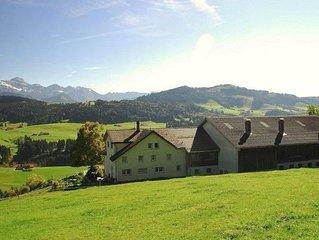 Ferienwohnung Schwellbrunn für 1 - 6 Personen mit 3 Schlafzimmern - Ferienwohnun