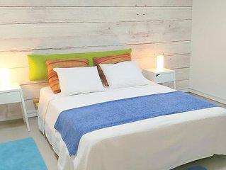 Ferienwohnung Gedera fur 1 - 5 Personen mit 1 Schlafzimmer - Feriendomizil der L