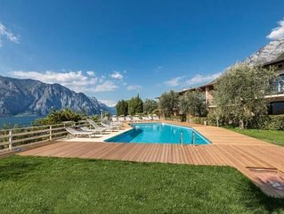 Vacation home Malcesine for 2 - 4 persons with 1 bedroom - Holiday apartment