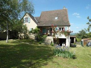 Ferienhaus St Ythaire fur 4 - 5 Personen mit 2 Schlafzimmern - Ferienhaus