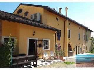 Ferienwohnung Lazise fur 6 - 10 Personen mit 3 Schlafzimmern - Ferienhaus