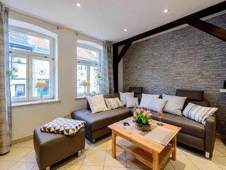 Ferienhaus Quedlinburg fur 4 - 6 Personen mit 4 Schlafzimmern - Ferienhaus