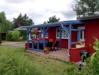 Ferienwohnung Fuhlendorf für 4 Personen mit 2 Schlafzimmern - Ferienwohnung in D