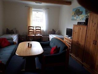 Ferienwohnung Klein Ziethen für 2 - 3 Personen - Ferienwohnung in alleinstehende