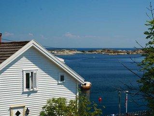 Ferienhaus für 8 Personen mit schönem Blick auf den Fjord