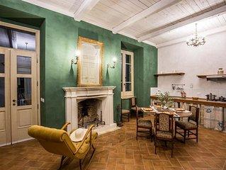 Ferienwohnung Vasto für 6 - 7 Personen mit 2 Schlafzimmern - Historisches Gebäud