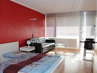 Ferienappartement K1207  für 2-4 Personen mit Ostseeblick