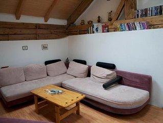 Ferienwohnung Scuol fur 8 Personen mit 4 Schlafzimmern - Ferienwohnung in allein