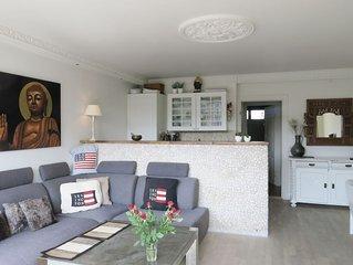City Apartment in Kopenhagen mit 1 Schlafzimmern 2 Schlafplätzen