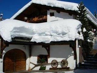 Ferienwohnung Arosa für 4 Personen mit 1 Schlafzimmer - Ferienhaus