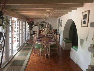 Ferienhaus Sandy Lane für 8 - 10 Personen mit 4 Schlafzimmern - Ferienhaus