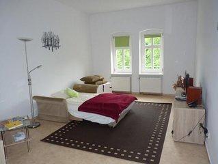 Ferienwohnung Naumburg für 2 - 4 Personen mit 1 Schlafzimmer - Ferienwohnung