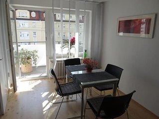Ferienwohnung München für 1 - 2 Personen - Ferienwohnung in Ein- oder Mehrfamili