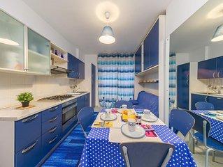Ferienwohnung Vasto für 4 Personen mit 1 Schlafzimmer - Penthouse-Ferienwohnung