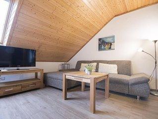 CG2/6 - Nordische Komfort-Ferienwohnung in Strandnähe für 4 Personen