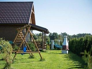 Ferienhaus Kopalino fur 4 - 6 Personen mit 2 Schlafzimmern - Ferienhaus