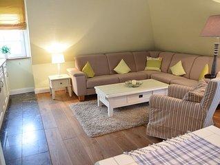 Hochwertige und komfortable 3-Zimmer-Wohnung mit ca. 60 qm im 2. Obergeschoss mi