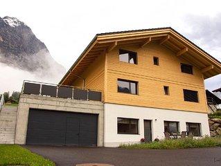 Ferienwohnung Grindelwald fur 2 - 4 Personen mit 2 Schlafzimmern - Ferienwohnung