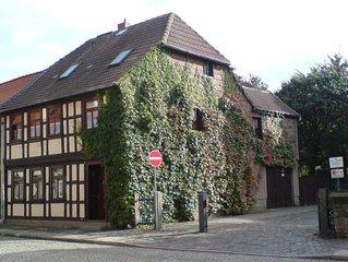Ferienwohnung Wernigerode fur 2 - 3 Personen - Ferienwohnung in Ein- oder Mehrfa