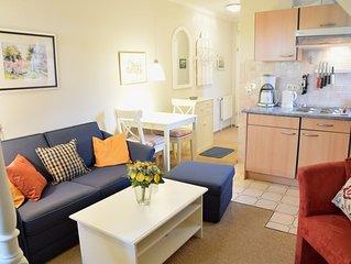 Das Haus 'Sölring Huis' steht für Entspannung und Erholung