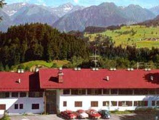 Ferienwohnung Oberstdorf für 2 - 3 Personen - Ferienwohnung