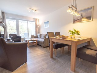 B4.1 - Moderne, hochwertige Ferienwohnung, strandnah fur bis zu 6 Personen