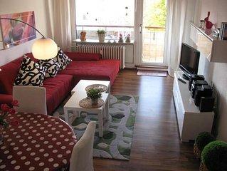 Ferienwohnung Bremen fur 2 - 6 Personen mit 2 Schlafzimmern - Penthouse-Ferienwo