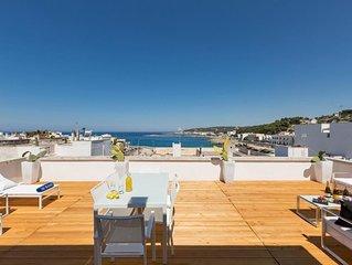Ferienwohnung Santa Maria al Bagno für 2 Personen mit 1 Schlafzimmer - Ferienwoh