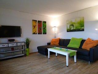 Modern gestaltete 1-Zimmer-Ferienwohnung in zentraler Lage in Timmendorfer Stran