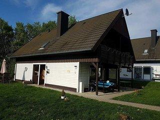 Ferienhaus Frielendorf für 8 - 10 Personen mit 4 Schlafzimmern - Ferienhaus