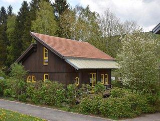 Ferienhaus Waldmünchen Tc 100qm bis 8 Pers (1c) WLAN und Erlebnisbadnutzung inkl