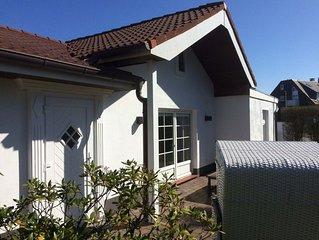 Stilvoll eingerichtetes Bungalow mit Terrasse in zentraler Lage