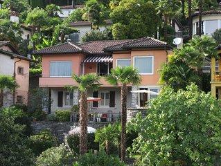 Ferienwohnung Orselina für 1 - 3 Personen mit 2 Schlafzimmern - Ferienwohnung in
