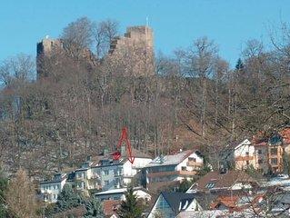 Ferienwohnung Baden-Baden für 2 - 5 Personen mit 2 Schlafzimmern - Ferienwohnung