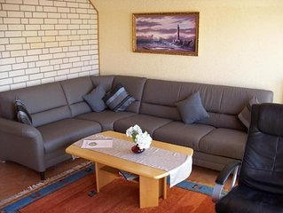 Ferienwohnung Norddeich bei Norden fur 4 - 5 Personen mit 2 Schlafzimmern - Feri