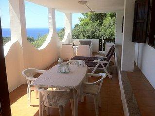 Ferienhaus Quartu Sant'Elena fur 4 Personen mit 2 Schlafzimmern - Ferienhaus